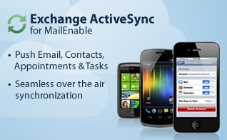 Exchange ActiveSync for MailEnable